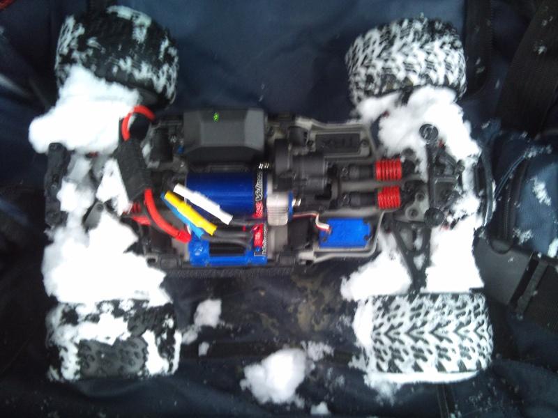 Metal-Geek et Erbe dans la neige. Dsc_0212
