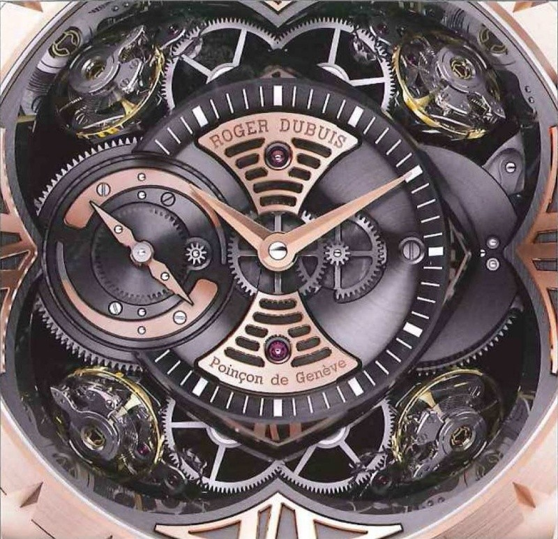 Roger Dubuis Excalibur 110