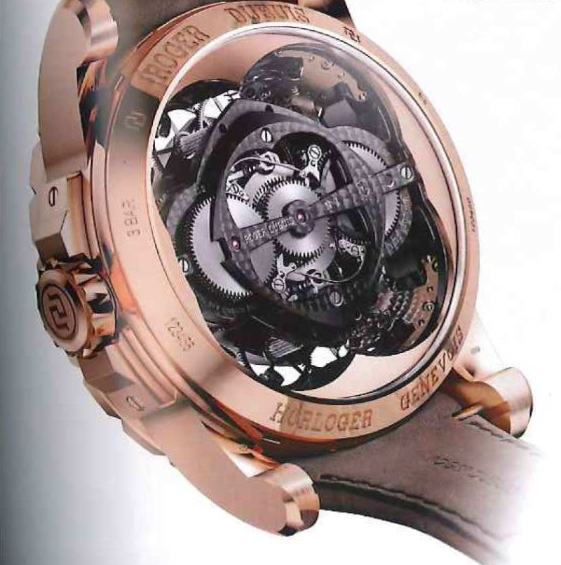 Roger Dubuis Excalibur 210