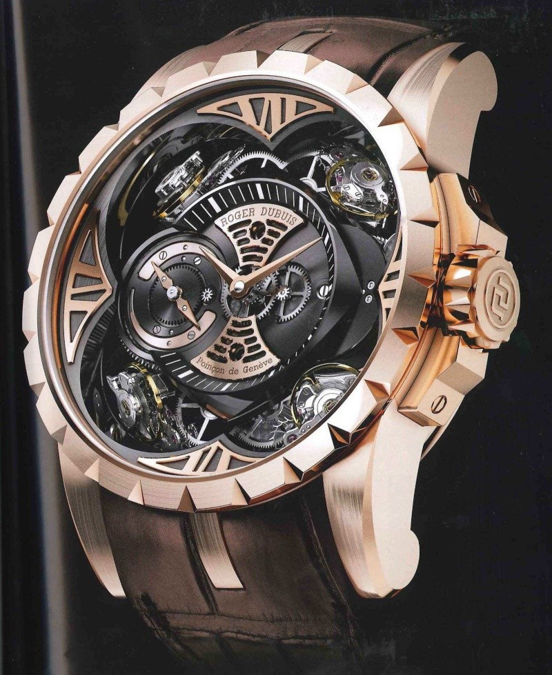 Roger Dubuis Excalibur 510