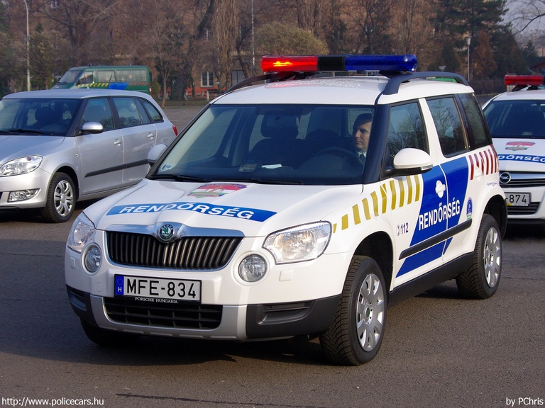 Skoda au service de la police - Page 3 Skoda410
