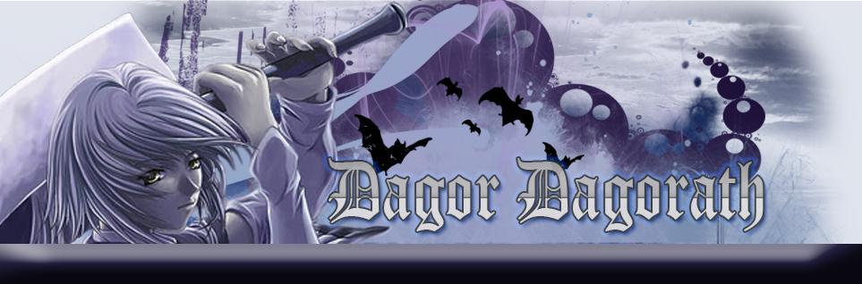 Dagor Dagorath - Lutas Interpretativas