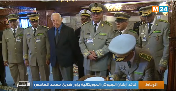 Coopération Militaire Maroc-Mauritanie Sans_t22