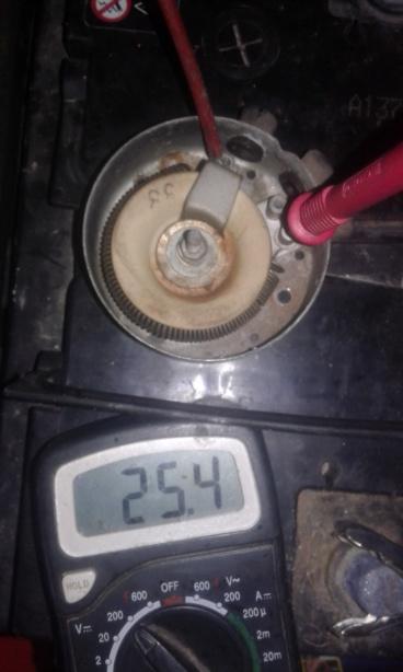 remontage moteur 404  20181112