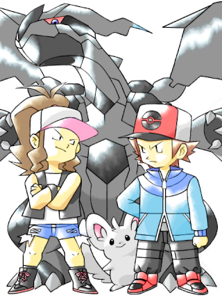 POKEMON X AND Y - Page 2 Tumblr12