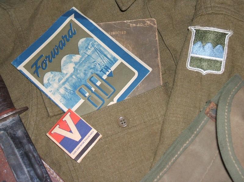 80th Infantry Division. Dscf4910