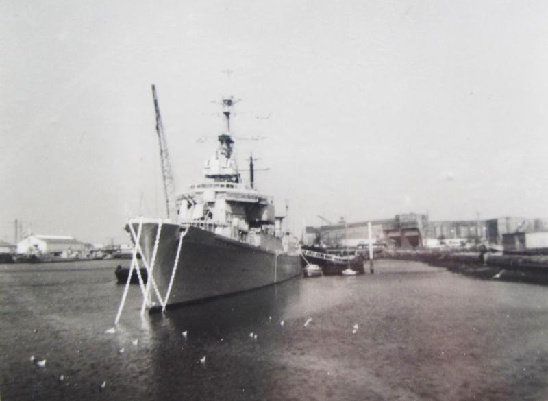 [Les ports militaires de métropole] Port de LORIENT Fusco_15