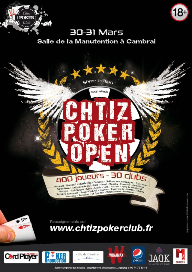 Chtiz Poker Open 2013 Chtizp10