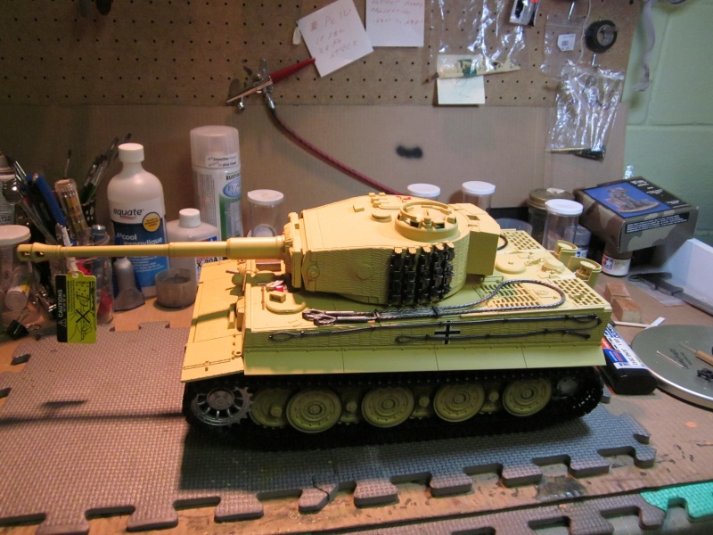 Tiger I, Late (Taigen from the AFF Museum Shop), to be done in Abt 506 Colours Img_1010