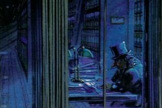 Gotham City Burnle17