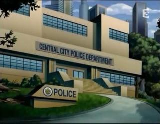Gotham City Ccpd11