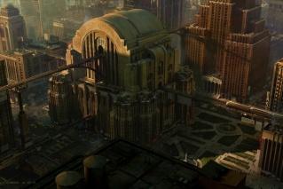 Gotham City Concep10
