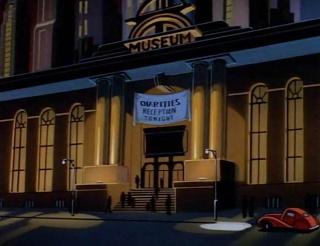 Gotham City Museum11