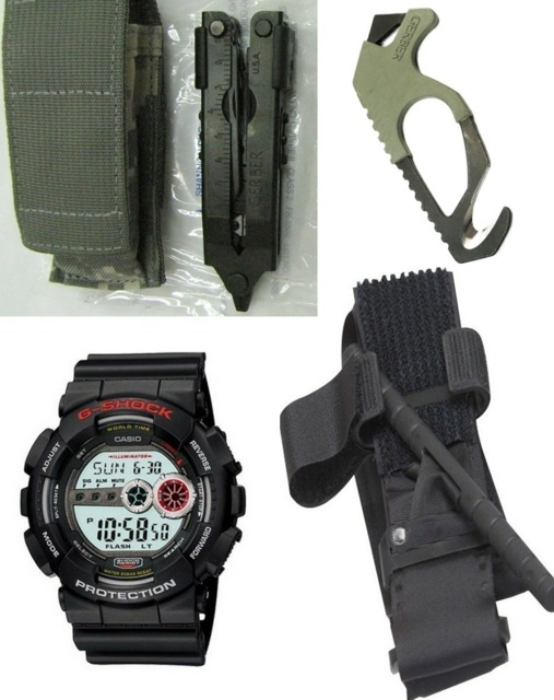 US Army Grunt Kit list universelle  Acceso10