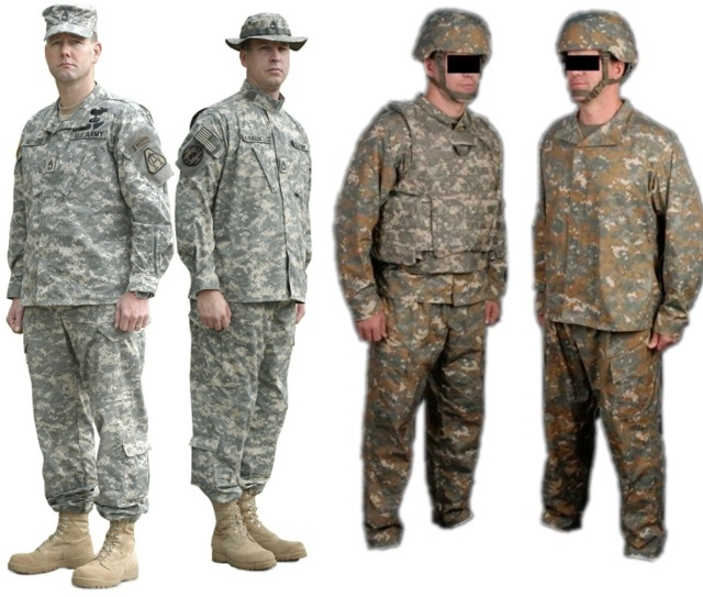 US Army Grunt Kit list universelle  Appare10