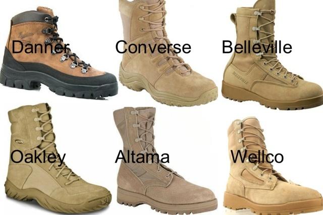 US Army Grunt Kit list universelle  Bootg10