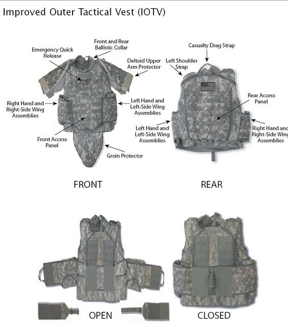 US Army Grunt Kit list universelle  Geario10