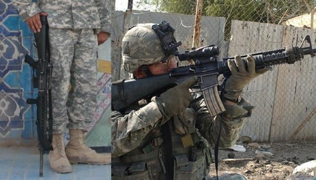 US Army Grunt Kit list universelle  M1610