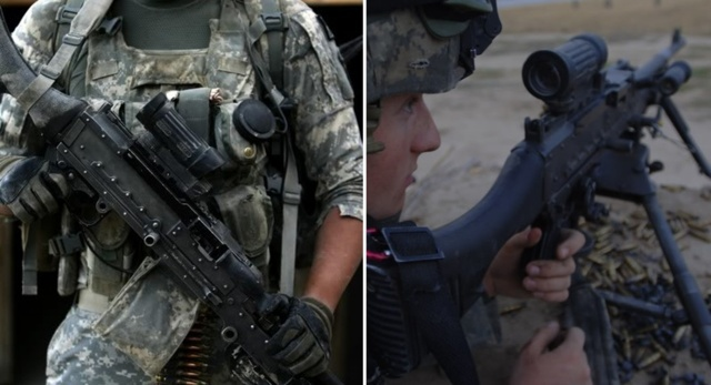 US Army Grunt Kit list universelle  M240210