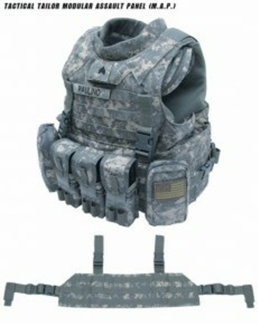 US Army Grunt Kit list universelle  Mapoh10