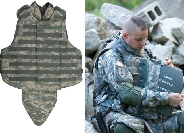 US Army Grunt Kit list universelle  Otvd10