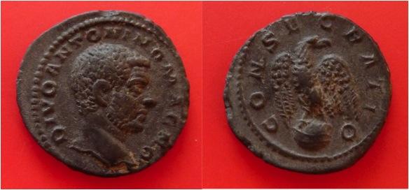 Les monnaies de Consécration de Barzus - Page 3 Caraca10