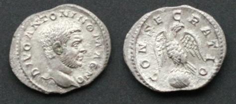 Les monnaies de Consécration de Barzus - Page 4 Caraca12