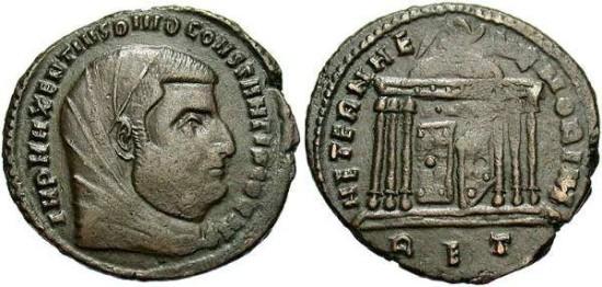 Les monnaies de Consécration de Barzus - Page 3 Chlore11