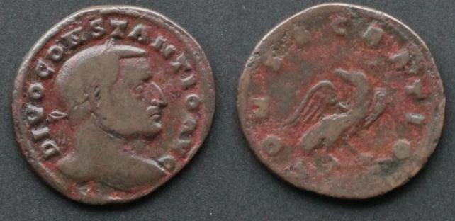 Les monnaies de Consécration de Barzus - Page 4 Chlore13