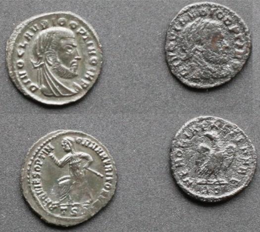 Les monnaies de Consécration de Barzus - Page 5 Claude11