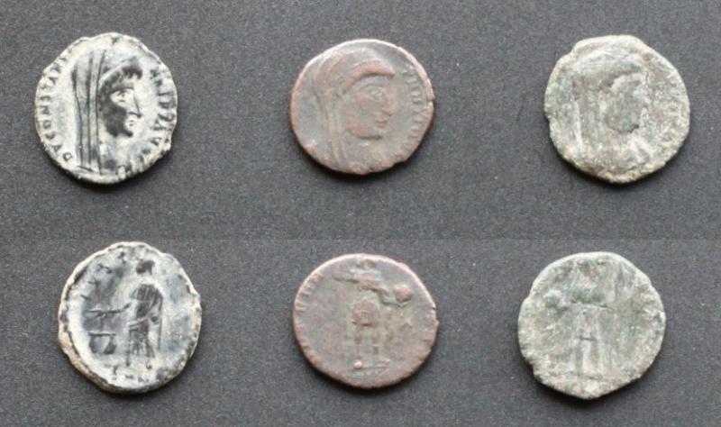 Les monnaies de Consécration de Barzus - Page 5 Consta11
