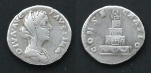 Les monnaies de Consécration de Barzus - Page 2 Fausti10