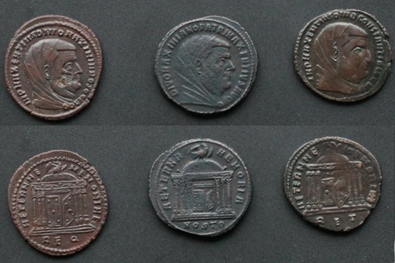 Les monnaies de Consécration de Barzus - Page 4 Galler10