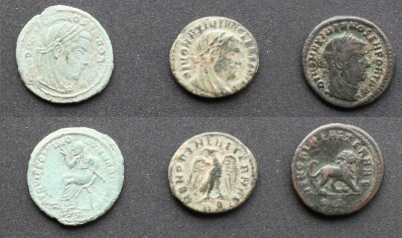 Les monnaies de Consécration de Barzus - Page 5 Maximi12