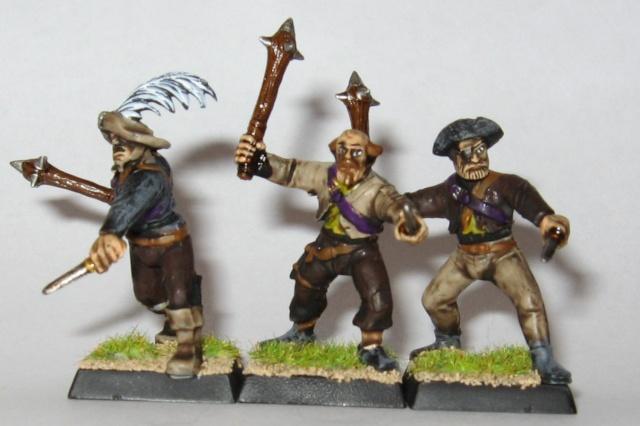 The Blades of Manaan: Marienburg Marcenaries Marien24