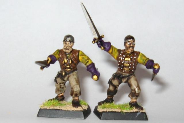 The Blades of Manaan: Marienburg Marcenaries Marien25