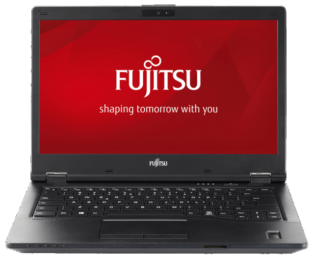 "Laptop Fujitsu Lifebook HDMI E449 ""donate"" 1-3-e110"