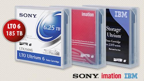 Từ chuẩn LTO 5 - có thể dùng băng từ (tape drive) như đĩa cứng (hard drive) 24785610