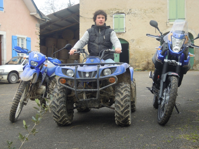 """Mes bécannes !! """"made by yamaha"""" Photo_22"""