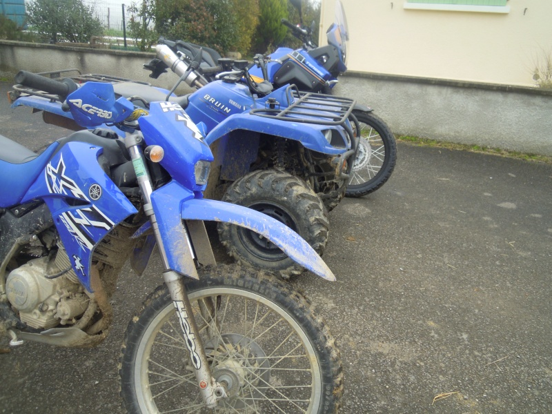 """Mes bécannes !! """"made by yamaha"""" Photo_23"""