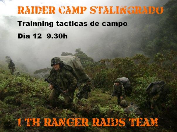 RAIDER TACTICAS DE CAMPO 12-01-2013 Raider10