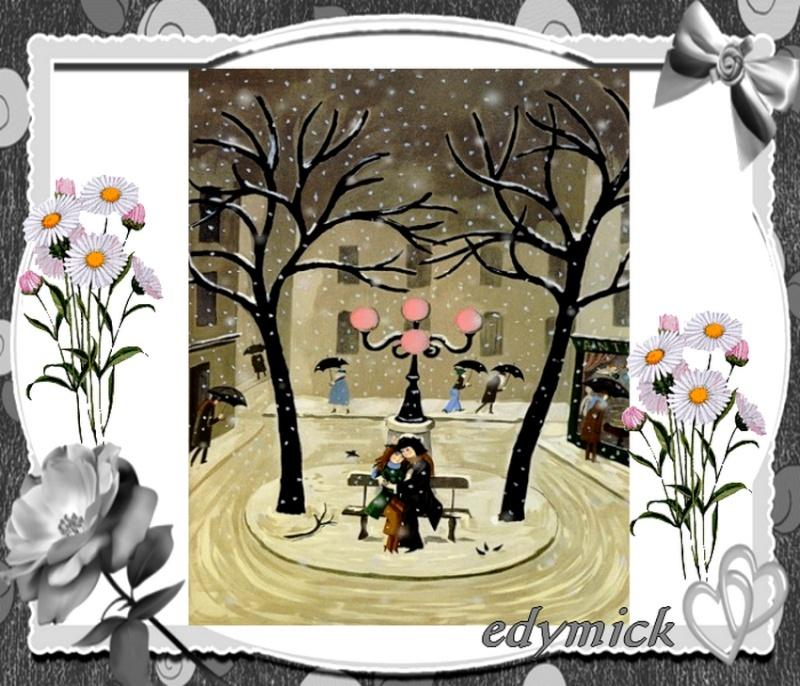 GALERIE DE MICHELINE - EDYMICK N°2 Michel33