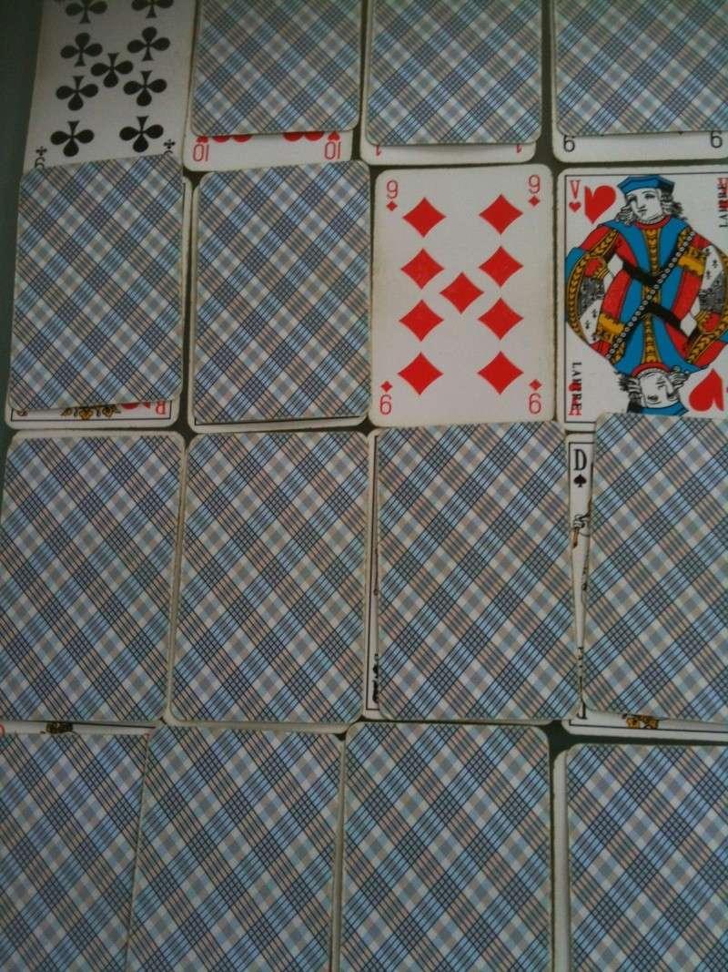 interprétations des cartes dans le jeu de 32 cartes Tirage14