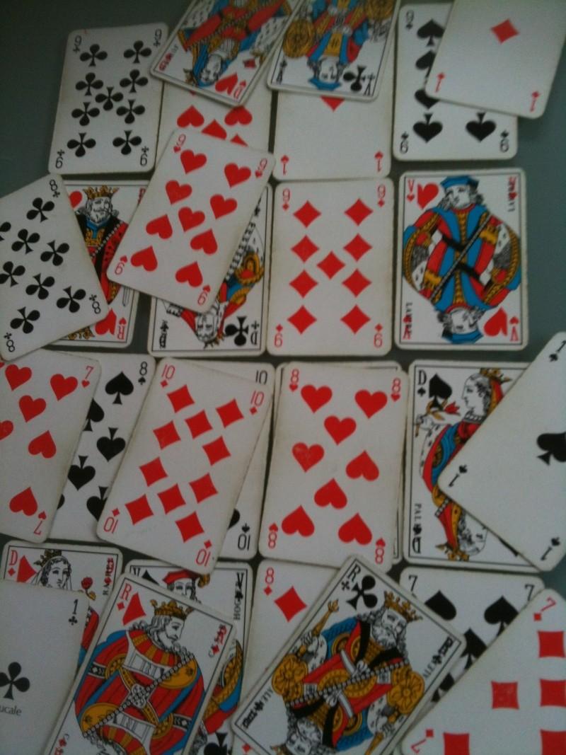 interprétations des cartes dans le jeu de 32 cartes Tirage15