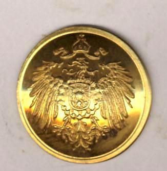 Le bouton de grade de Sous officier allemand en 1914 Prussi11