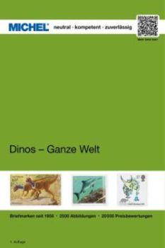 Paleophilatelie: Paläontologie und Philatelie  - Seite 2 Michel10