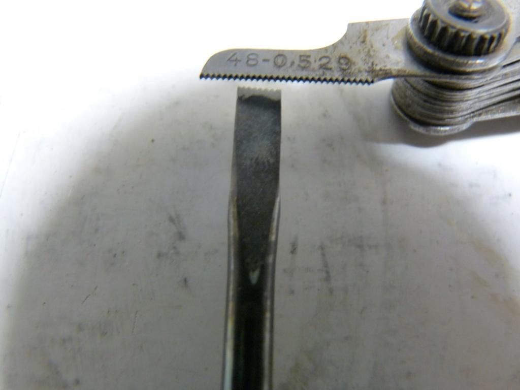 Refaire des filetages avce un peigne P1240912