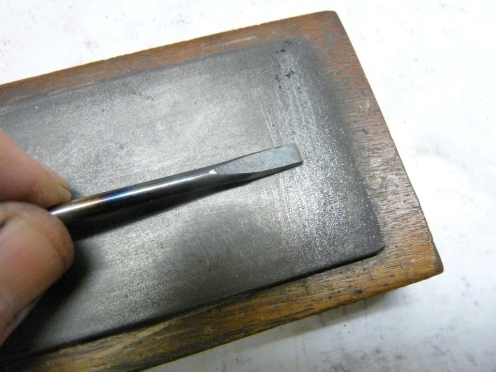Refaire des filetages avce un peigne P1240913
