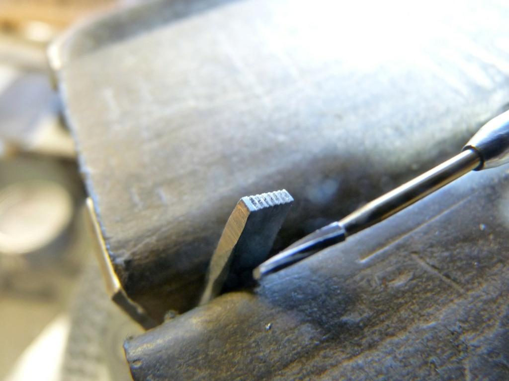 Refaire des filetages avce un peigne P1240922