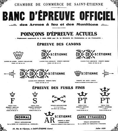 Restauration des marquages sur armes anciennes par Photogravure - Page 2 Poinzo15